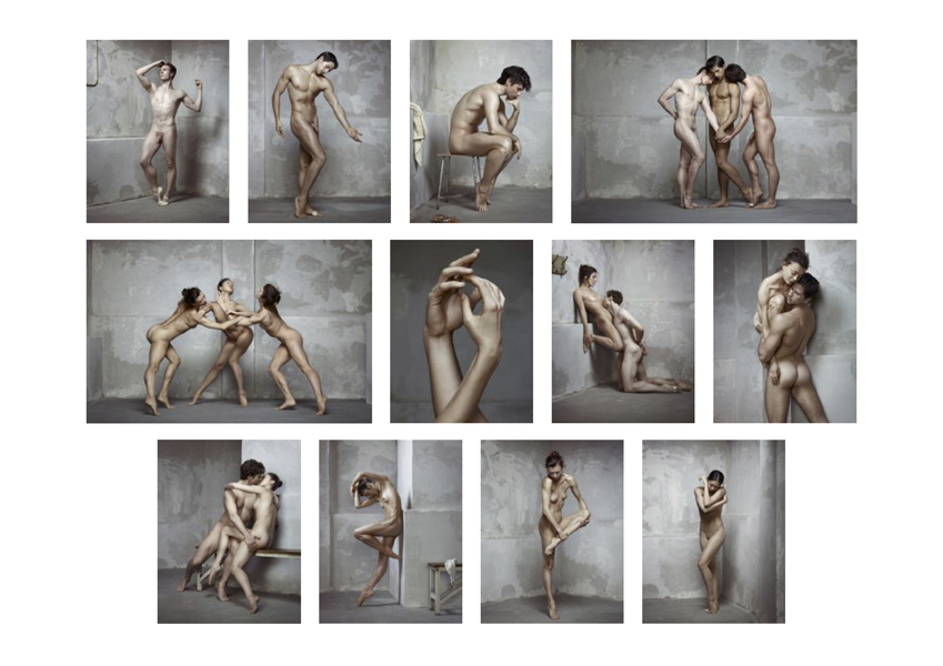 Serie After Rodin - Erwin Olaf