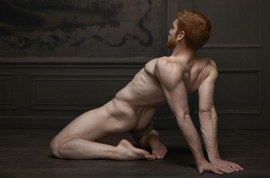 Erwin Olaf - Male Nude Nº3. 2015.