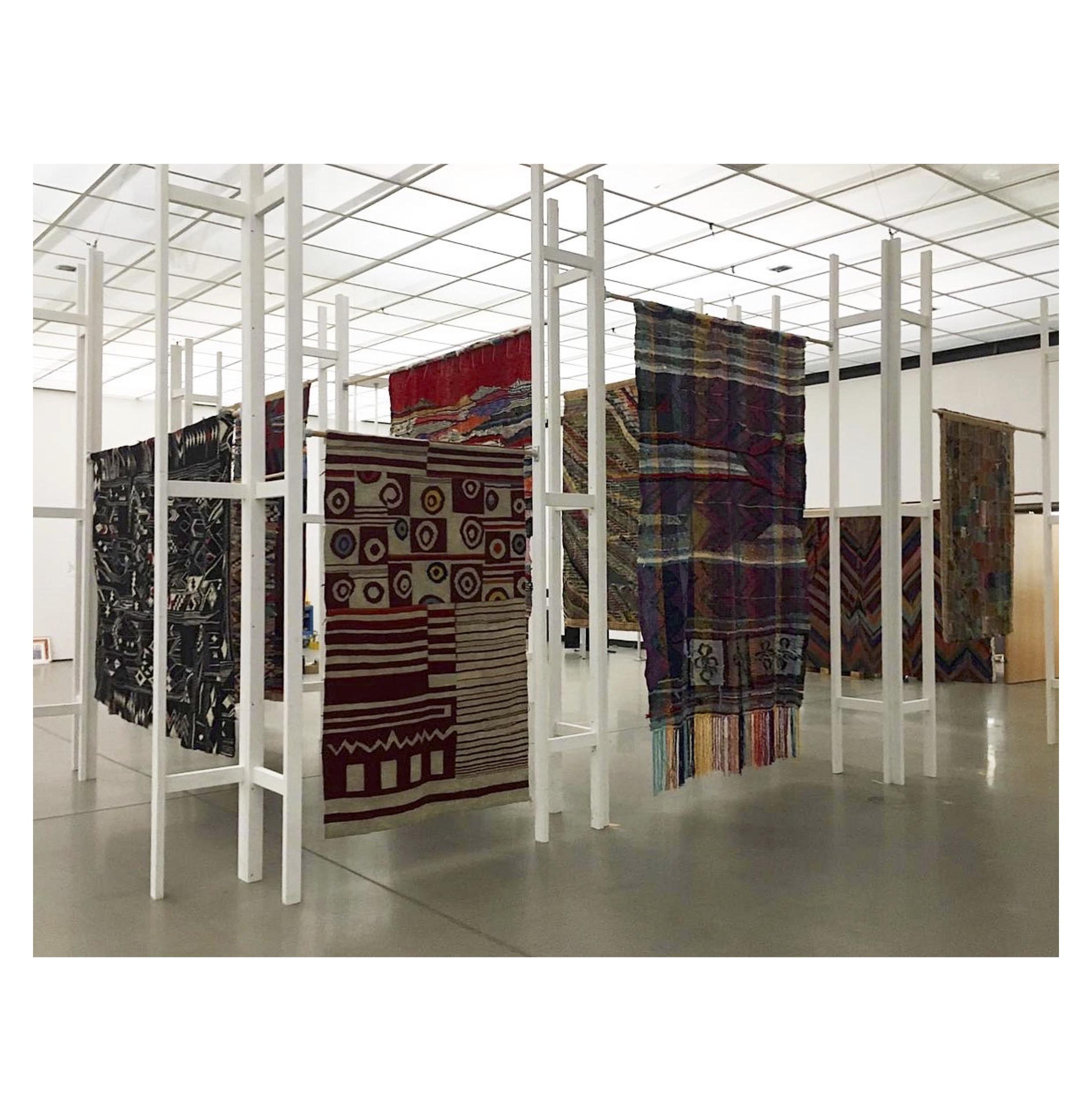 Teresa Lanceta - Exposición:Exhibition - Actually, the Dead Are Not Dead- Una forma de ser. Württembergischer Kunstverein, Stuttgart 2020
