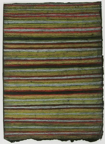 S/T. 1998. Dibujo / Lápices de colores. 35 ,5 x 25,5 cm.