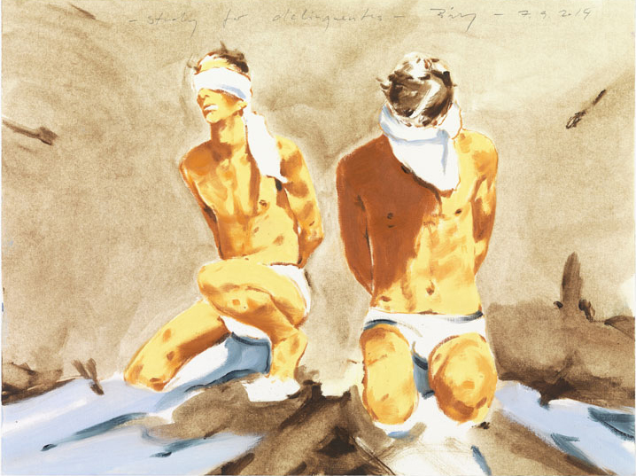 Study for delinquentes