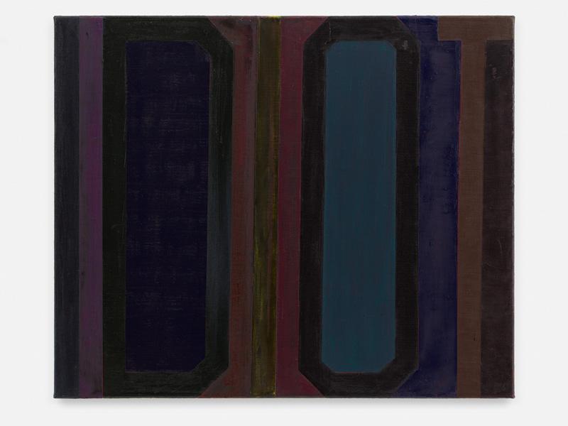 Anne Berning - IDIOT. 2018. Óleo sobre lienzo. 50 x 60 cm. Unico