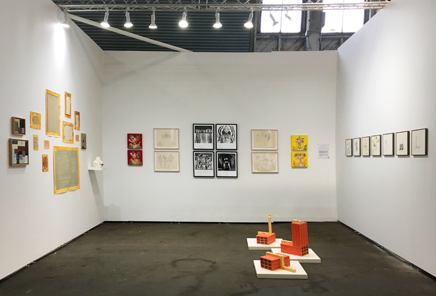 Galería Espacio Minimo. UNTITLED Art San Francisco 2019. Booth B14. View