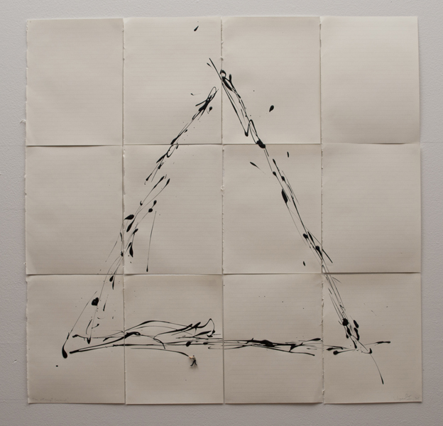 Liliana Porter - The Attempt III. Triangle. 2015
