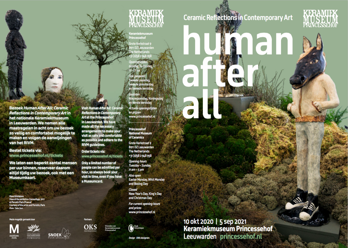 Human after all. Exhibition with Liliana Porter