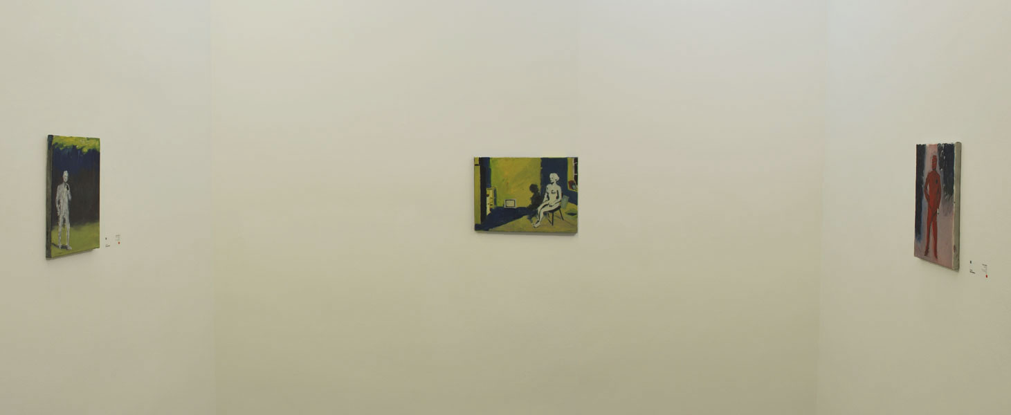 Philip Jones .- House of Cards (vista del montaje)