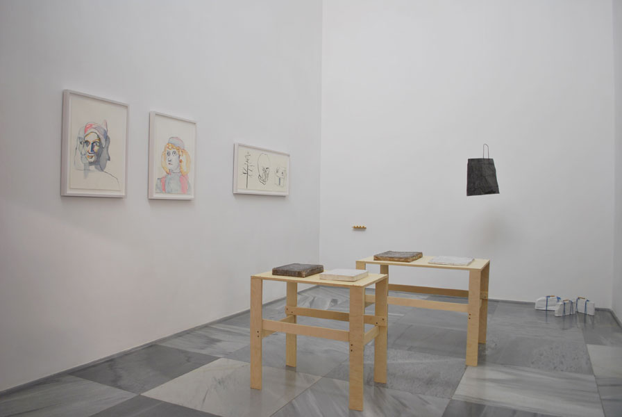 The Pipe and the Flow (installation view)